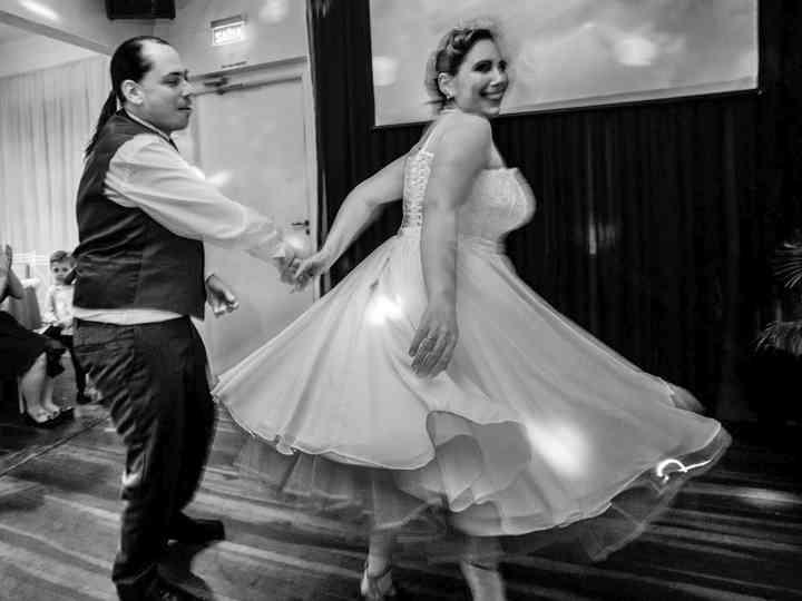 O casamento de Michele e Gustavo