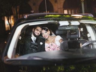O casamento de Larissa  e Victor Hugo