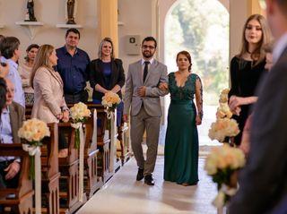 O casamento de Carol Cristine  e Lucas Felix  3