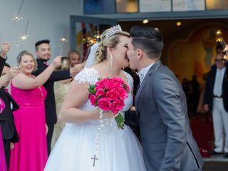 O casamento de Marjorie e Willian