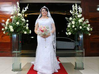 O casamento de Adriana e Gledson 2
