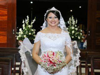O casamento de Adriana e Gledson 3