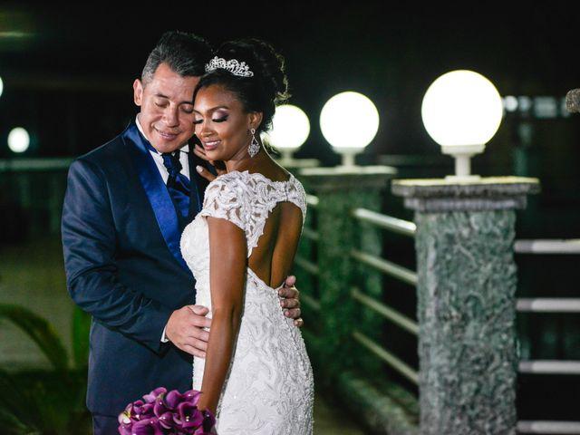 O casamento de Isthefani e David
