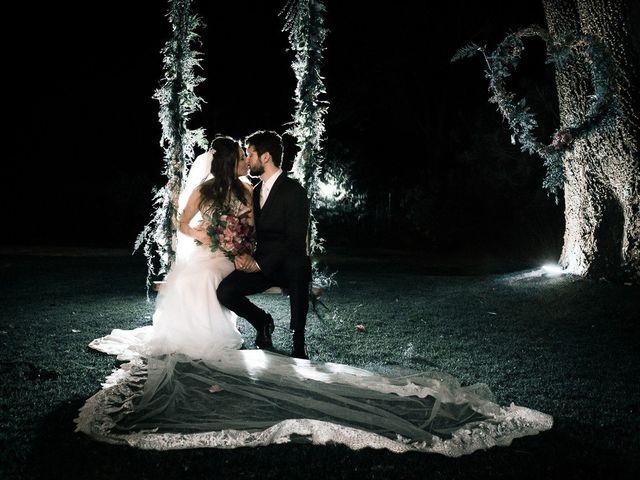 O casamento de Evelyn e Tarciano