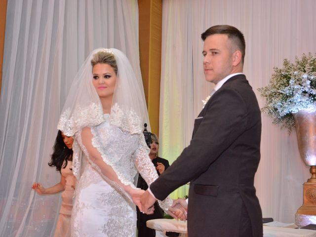 O casamento de Ludiely e Thalys