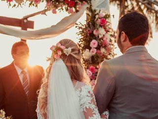 O casamento de Barbara e Bruno