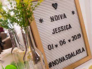 O casamento de Jéssica e Samuel 3