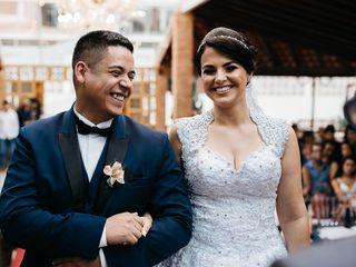 O casamento de Thais e Igor
