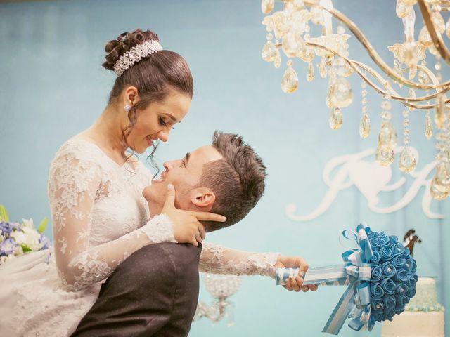 O casamento de Karen e Jonatha