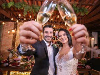 O casamento de Erica e Diogo