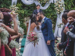 O casamento de Eduarda e Paulo