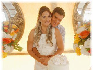 O casamento de Artemis e Alex