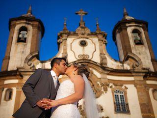 O casamento de Marta e Thiago