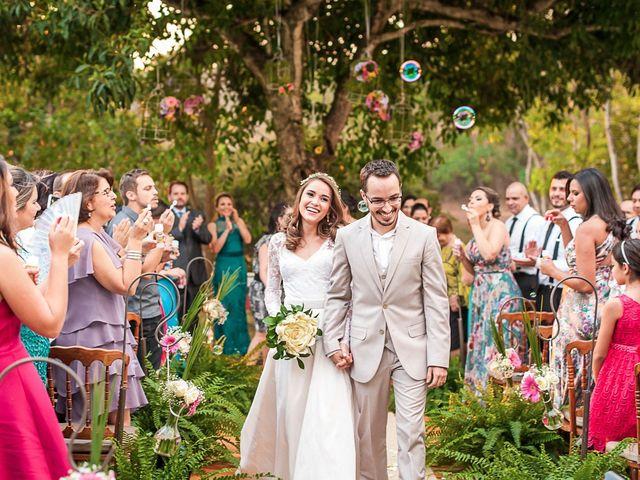 O casamento de Mariana e André