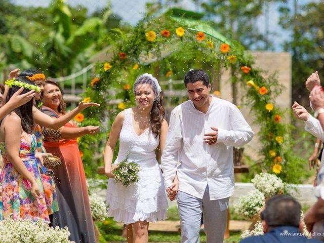 O casamento de Joanna e Eric