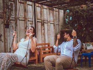 O casamento de Nila e Marcos