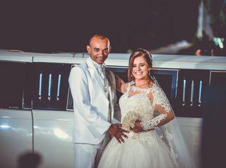 O casamento de Paulo e Nica