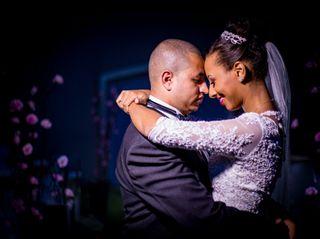 O casamento de Simone e Alex