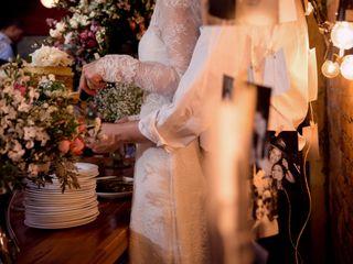 O casamento de Aline e Paulo Henrique