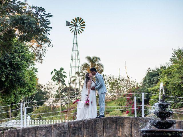 O casamento de Natália e Clayton