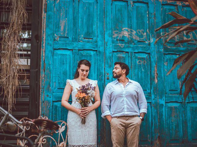O casamento de Marcos e Nila em Rio de Janeiro, Rio de Janeiro 1