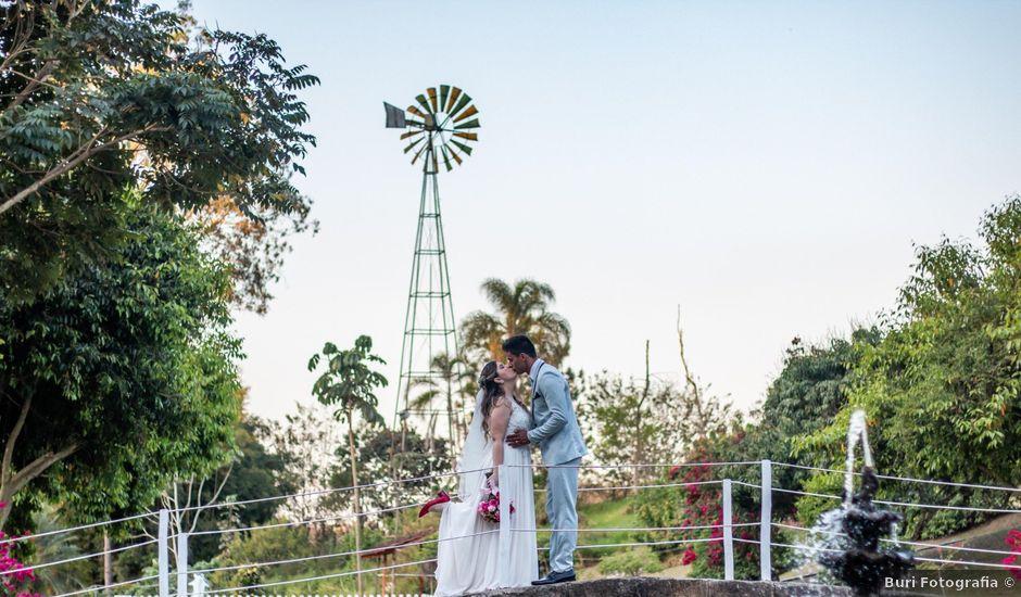 O casamento de Clayton e Natália em Guararema, São Paulo