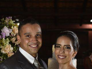 O casamento de Maria e Rhuan