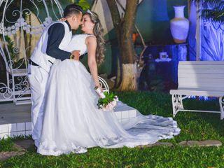 O casamento de Gabi e Gabriel
