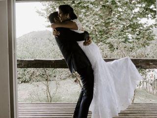 O casamento de Evellem e Andreus
