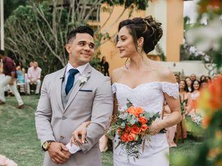 O casamento de Thais e Luan