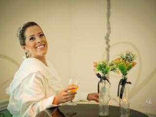 O casamento de Giselle e André 1