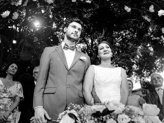 O casamento de Elisa e Gustavo 1