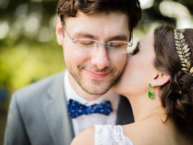 O casamento de Elisa e Gustavo