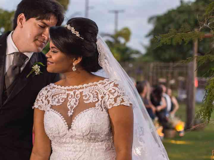 O casamento de Jessica e Grécio
