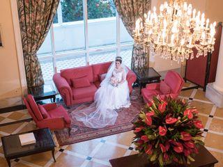 O casamento de Fernanda e Marcelo