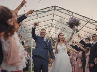 O casamento de Bárbara Oliveira Gualberto da Cunha e André Novais