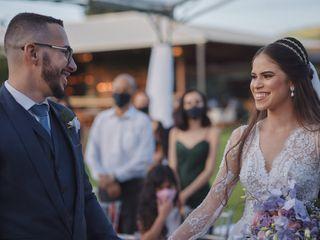 O casamento de Bárbara Oliveira Gualberto da Cunha e André Novais 3