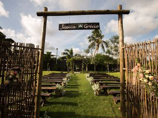 O casamento de Jessica e Grécio 3