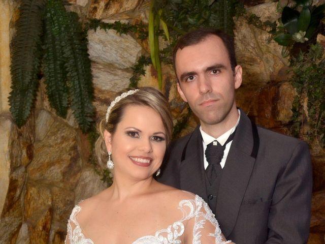 O casamento de Glaucia e Gabriel
