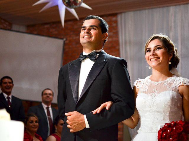 O casamento de Tassi e Jonathan