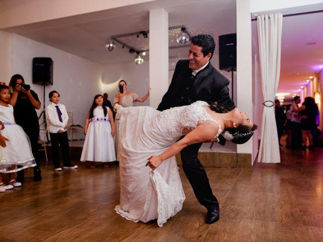 O casamento de Cris e Roberto