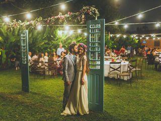 O casamento de Jessika e Diego