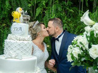 O casamento de Déborah e Anderson 1