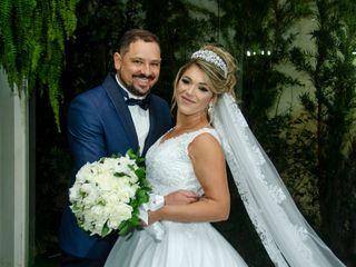 O casamento de Déborah e Anderson
