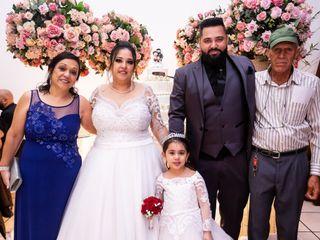 O casamento de Daiane Cristine  e Luiz Cesar 1