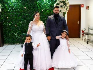 O casamento de Daiane Cristine  e Luiz Cesar