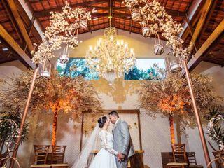 O casamento de Amanda e Edson