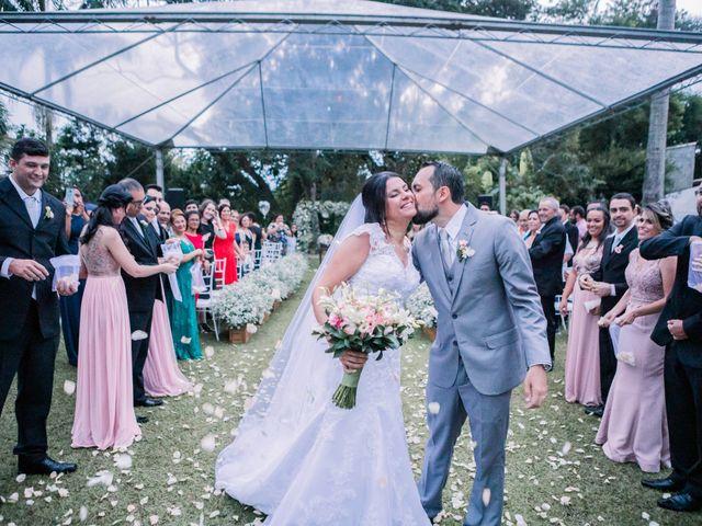 O casamento de Cristiane e Krisna