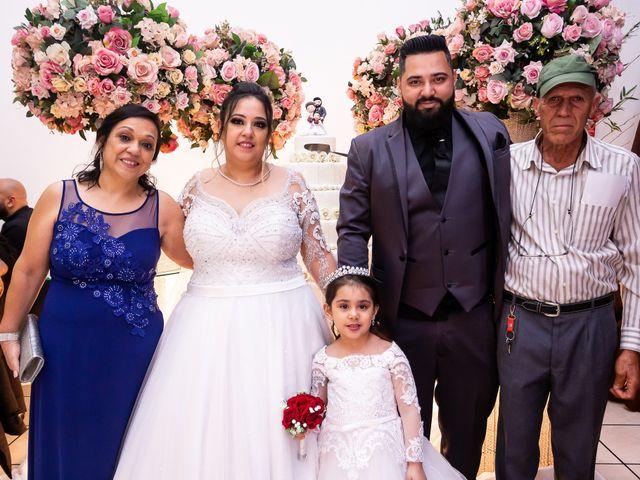 O casamento de Luiz Cesar e Daiane Cristine  em São Paulo, São Paulo 3