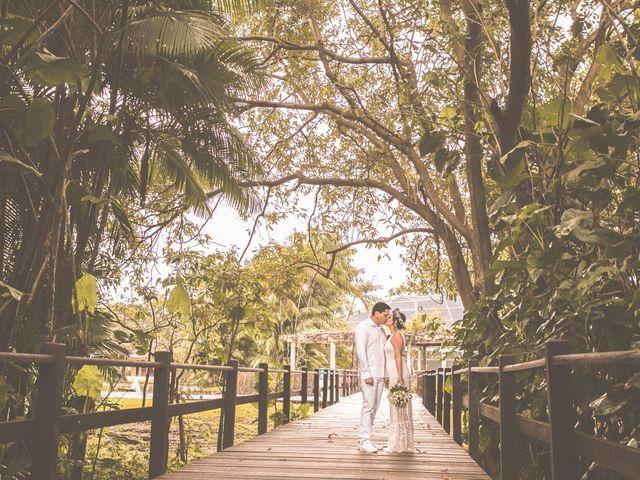 O casamento de Fabio e Roberta